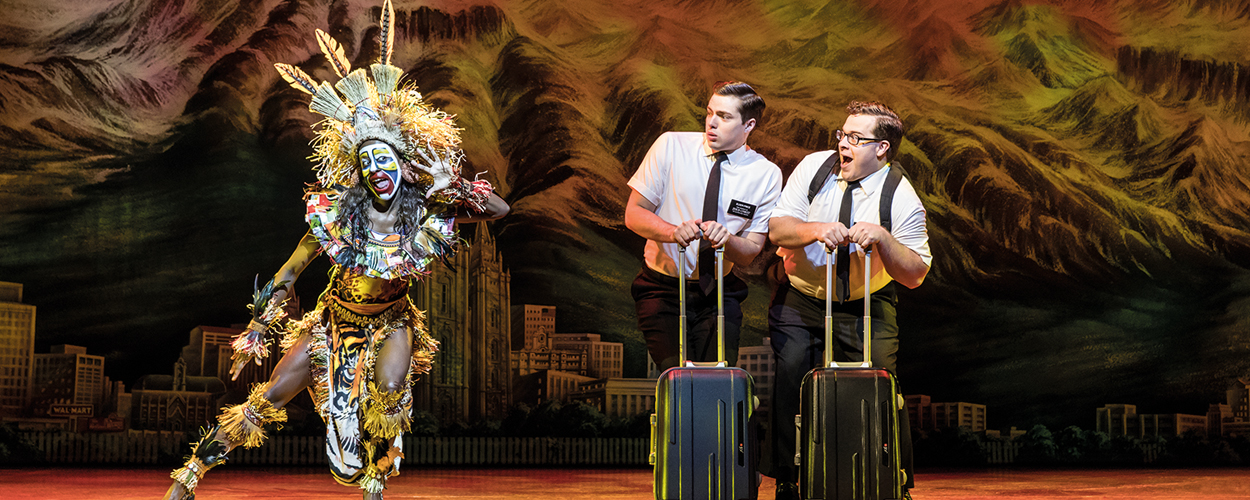 Speciale 'Fan' preview voorstelling van The Book of Mormon in Carré
