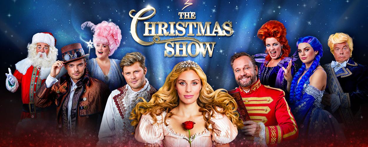 Vijfde show toegevoegd The Christmas Show in de Ziggo Dome