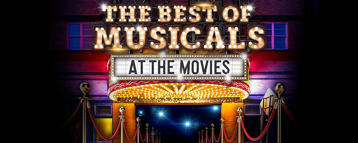 Eva-Jane Smeenk en Ivann Vermeer in The Best of Musicals – at the Movies