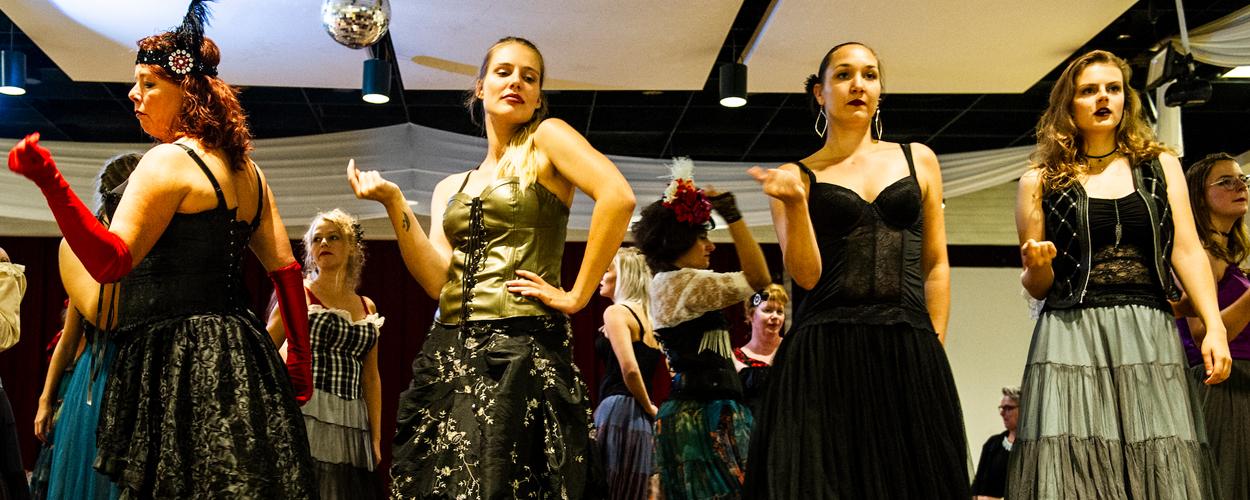 WMT presenteert Club Moulin: Roekeloos & Razend Romantisch
