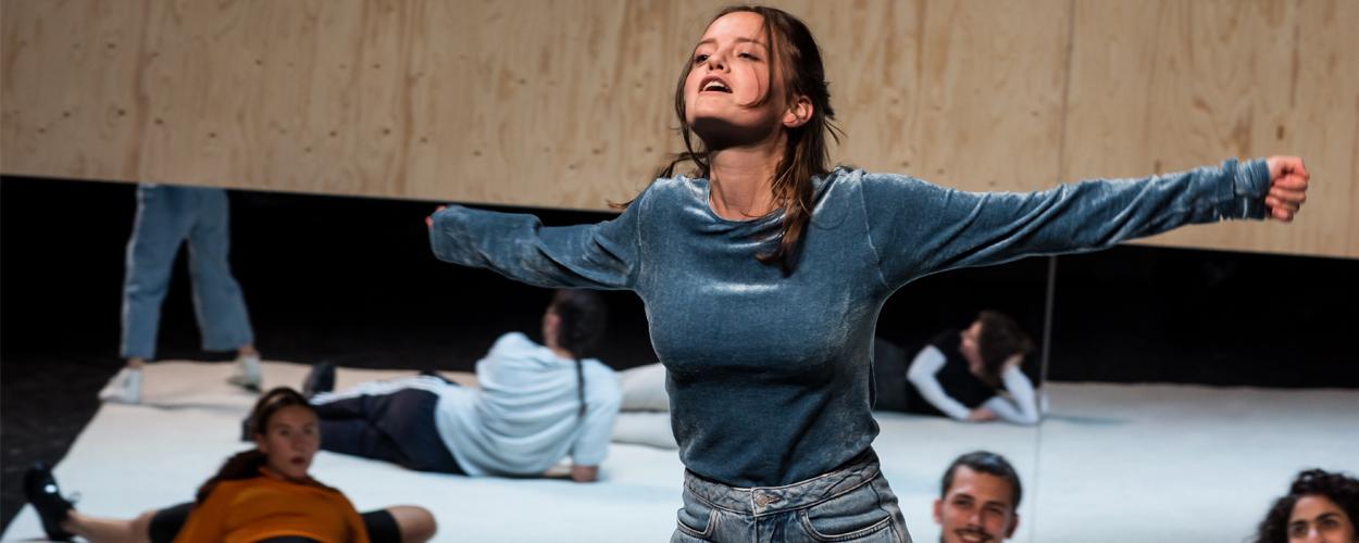 DOX komt met nieuwe jeugdvoorstelling naar Amsterdamse theaters