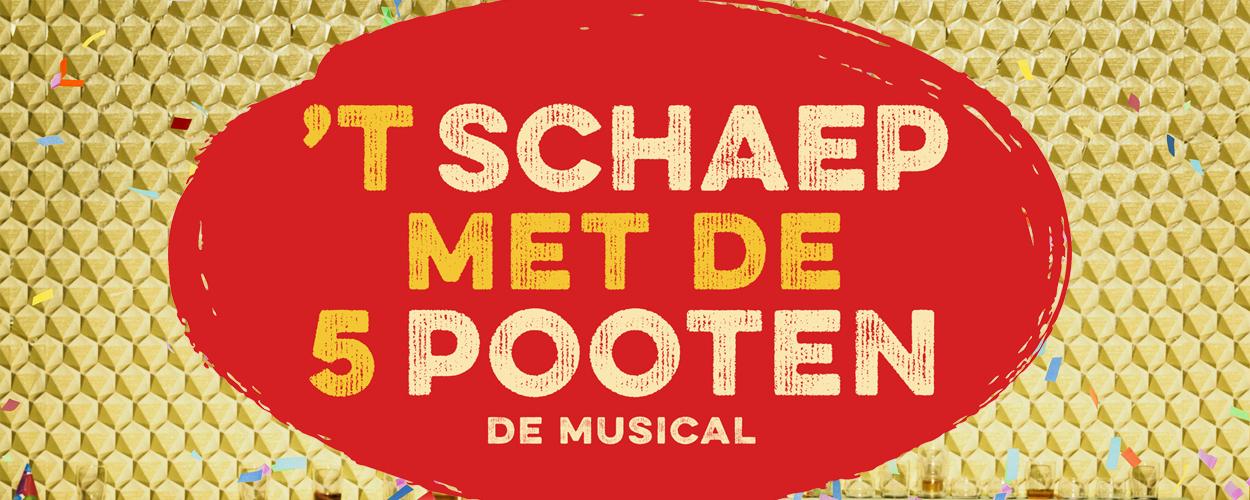 't Schaep met de 5 Pooten (2019)