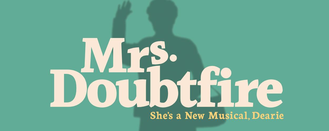 Mrs. Doubtfire vanaf het voorjaar op Broadway
