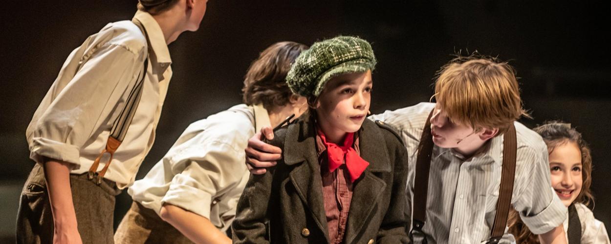Wilminktheater zet musical Oliver! volledig op YouTube
