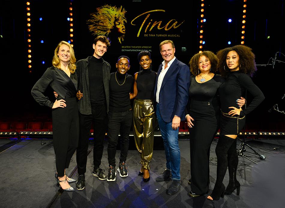 TINA – De Tina Turner Musical
