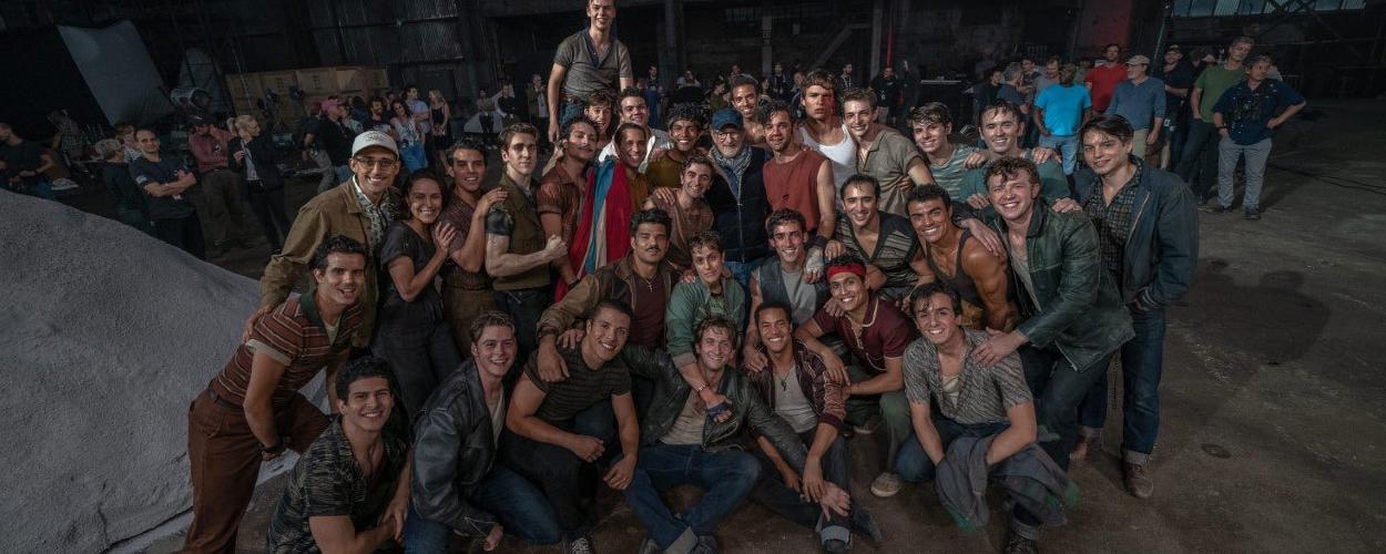Steven Spielberg bedankt New York na afronden opnames West Side Story