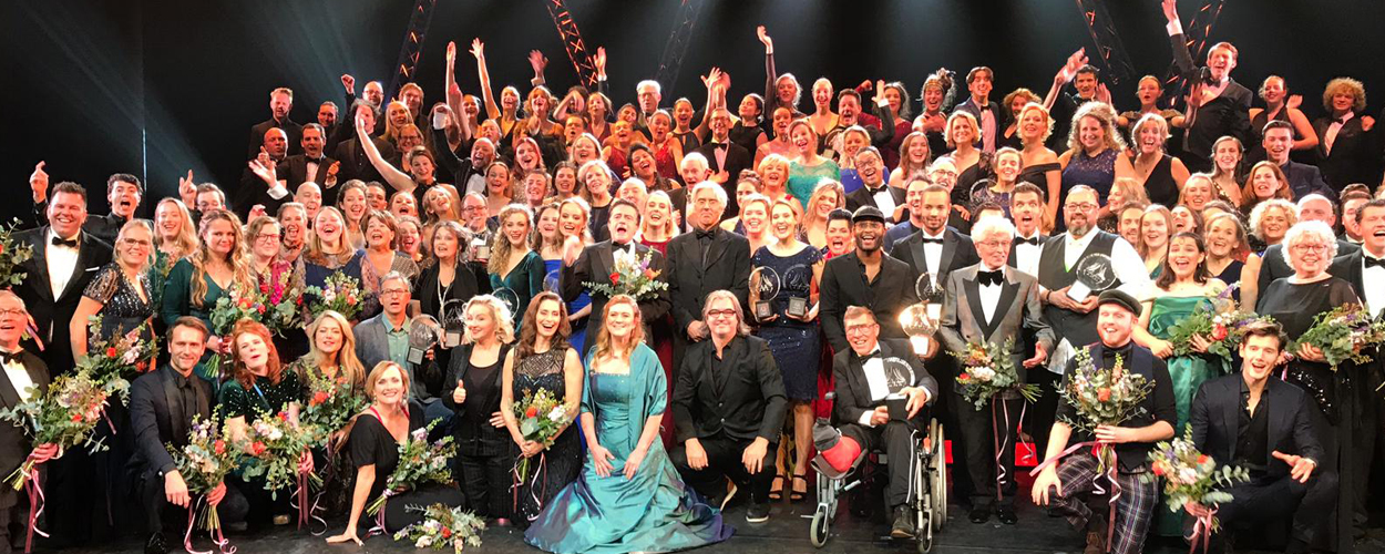 Verslag Amateur Musical Awards 2019
