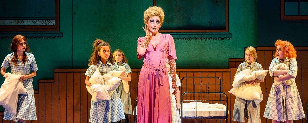 Recensie: Annie de Musical (4 sterren)