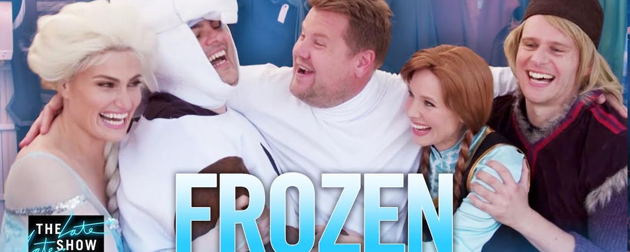Crosswalk the Musical: Frozen