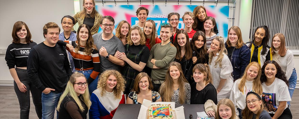Repetities Hairspray Plzier Entertainment gestart in Hilversum