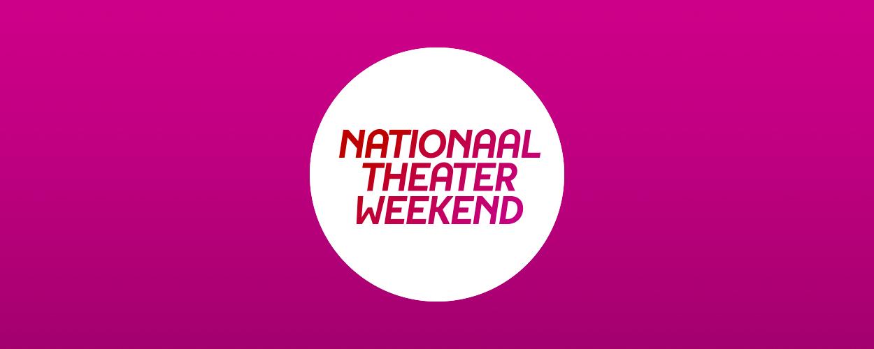 50.000 kaarten verkocht voor het Nationaal Theaterweekend