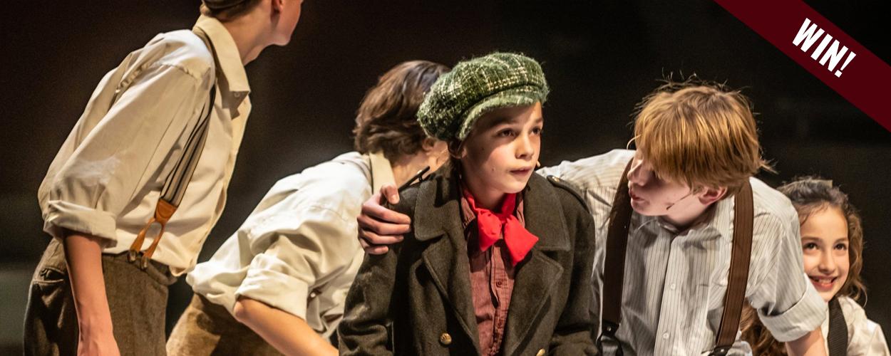 Win kaarten voor kerstmusical Oliver! in het Wilminktheater