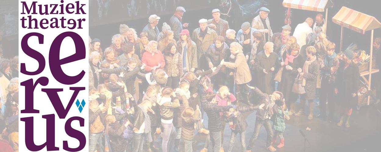 Vrolijke Sinterklaasmusical in Theater Hof 88 in Almelo
