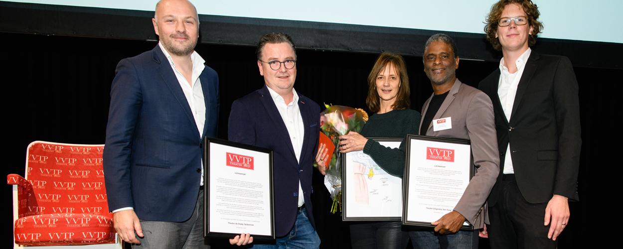 Genomineerde Theaters VVTP Theater van het Jaarprijs 2019 zijn bekend