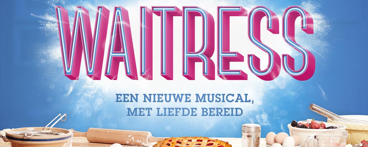 Waitress dit najaar niet te zien in de Nederlandse theaters