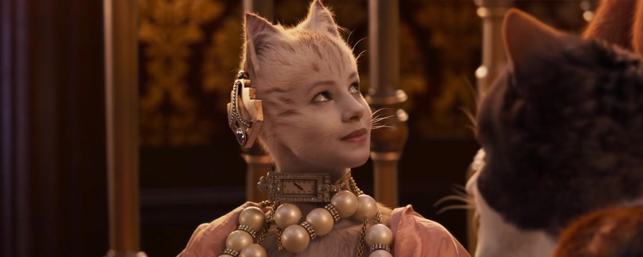 Reactie producenten Cats op mensen die de katten doodeng vinden