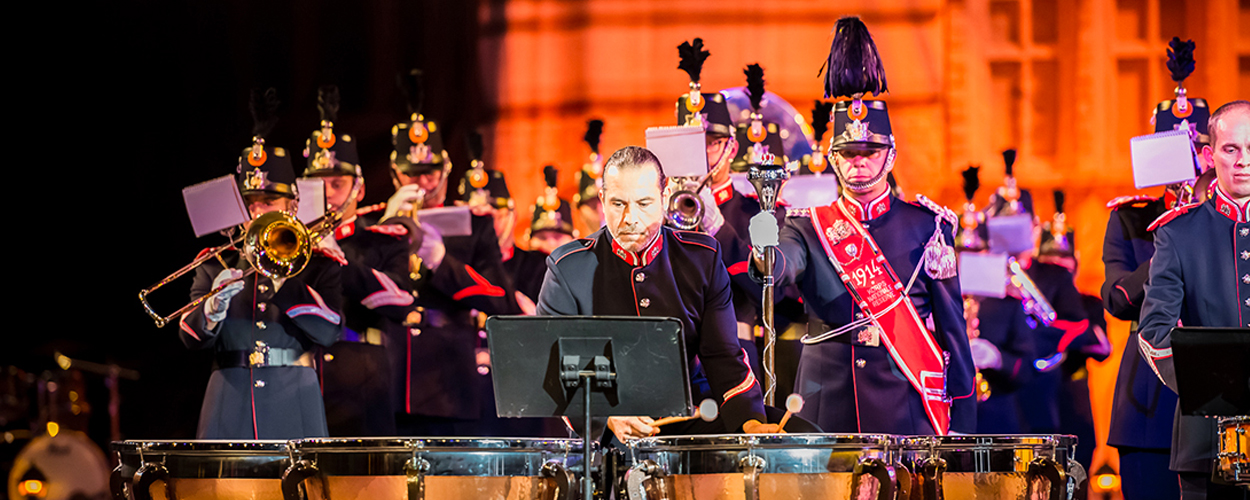 Audities: Muziekproductie Time van Fanfare Korps Nationale Reserve