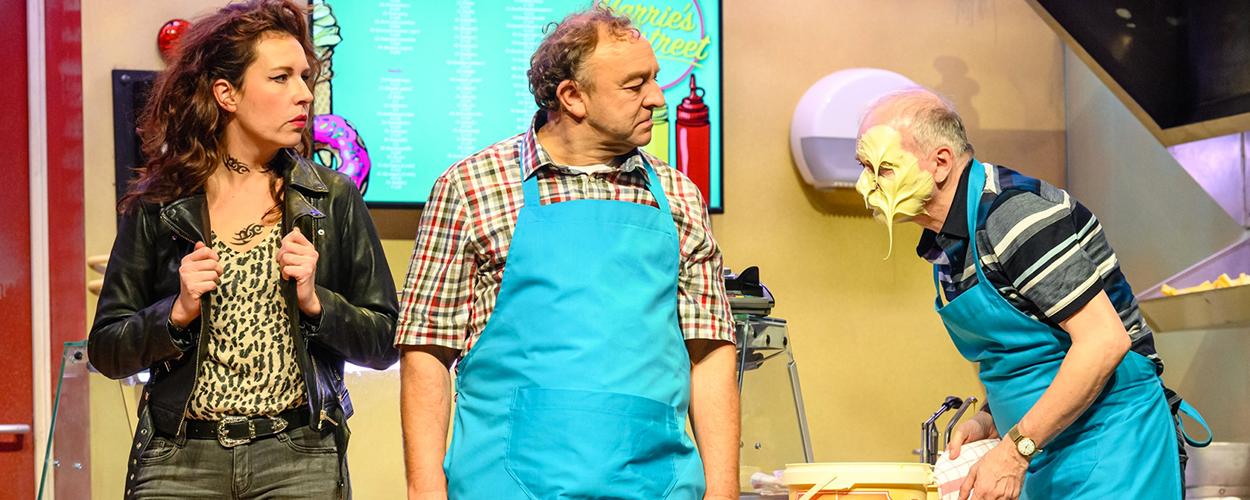Recensie: Herrie in de Keuken (3.5 sterren)