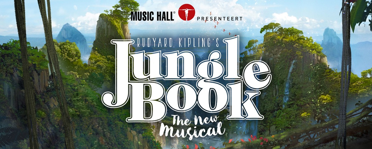 Audities: Mowgli gezocht voor Jungle Book van Music Hall