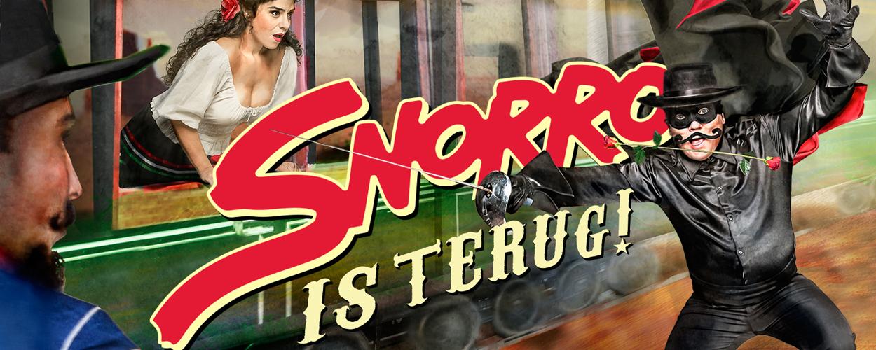 Recensie: Snorro is terug, olé! Hysterisch en humoristisch