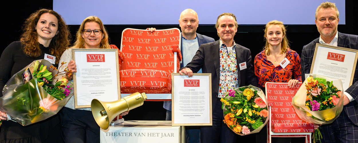Schouwburg Amphion en WestlandTheater de Naald winnen Theater van het Jaarprijs 2019
