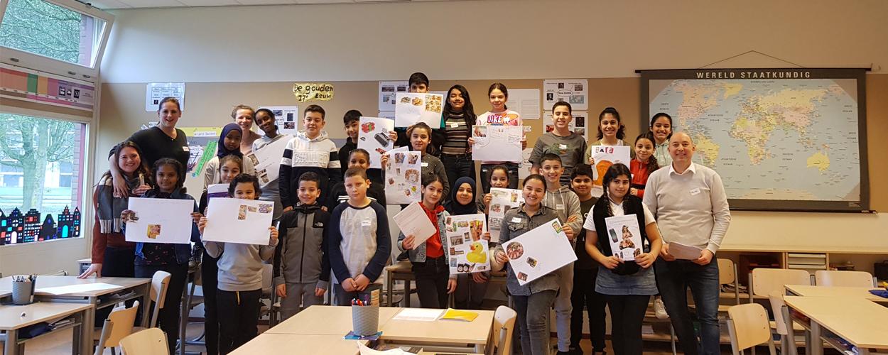1200 kinderen naar Anastasia dankzij educatieprogramma