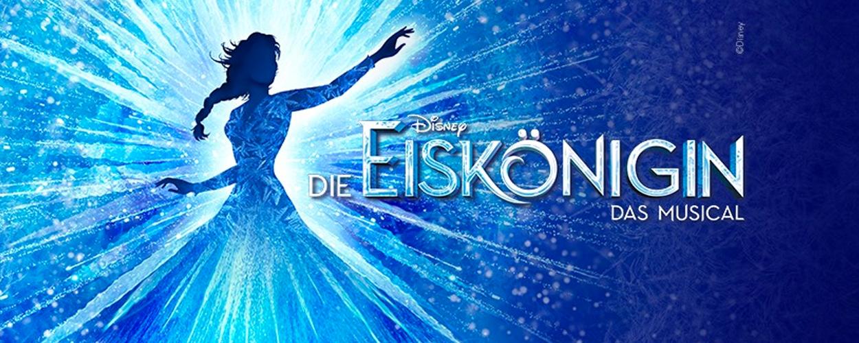 Frozen de Musical vanaf maart 2021 in Hamburg