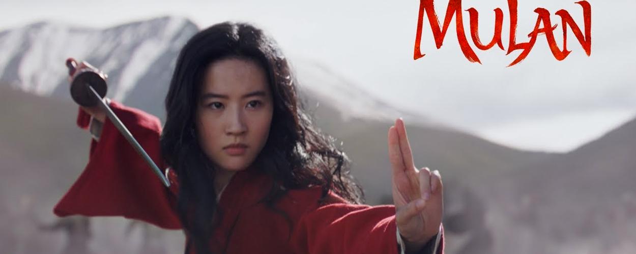 Nieuwe korte clip van live-action Mulan