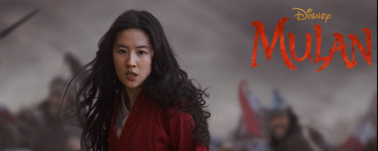 Nieuwe teaser 'Big Game Sneak Peek' voor live-action Mulan