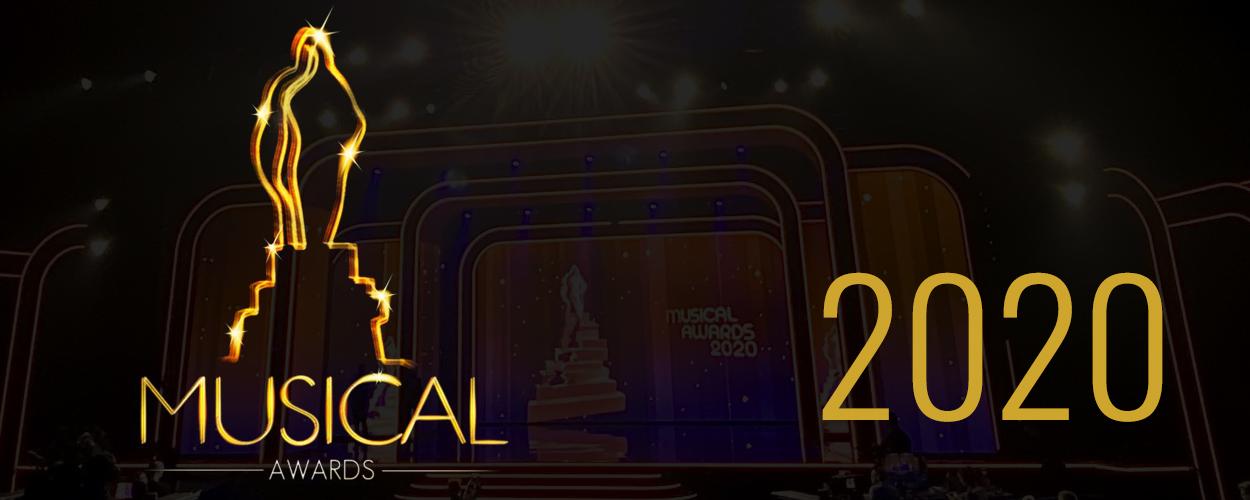 Iets minder dan een miljoen kijkers voor Musical Awards 2020