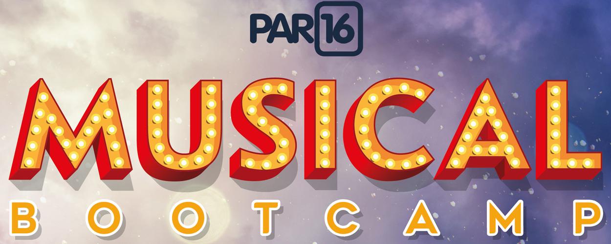 Begin mei PAR16 Musical Bootcamp