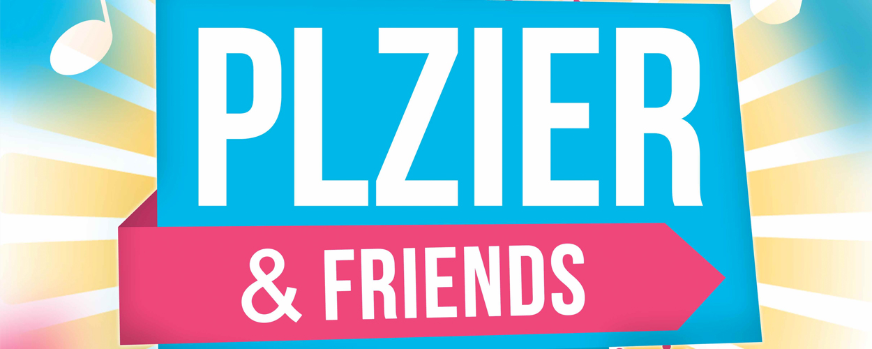 Plzier Entertainment presenteert Plzier & Friends – de Disney Edition