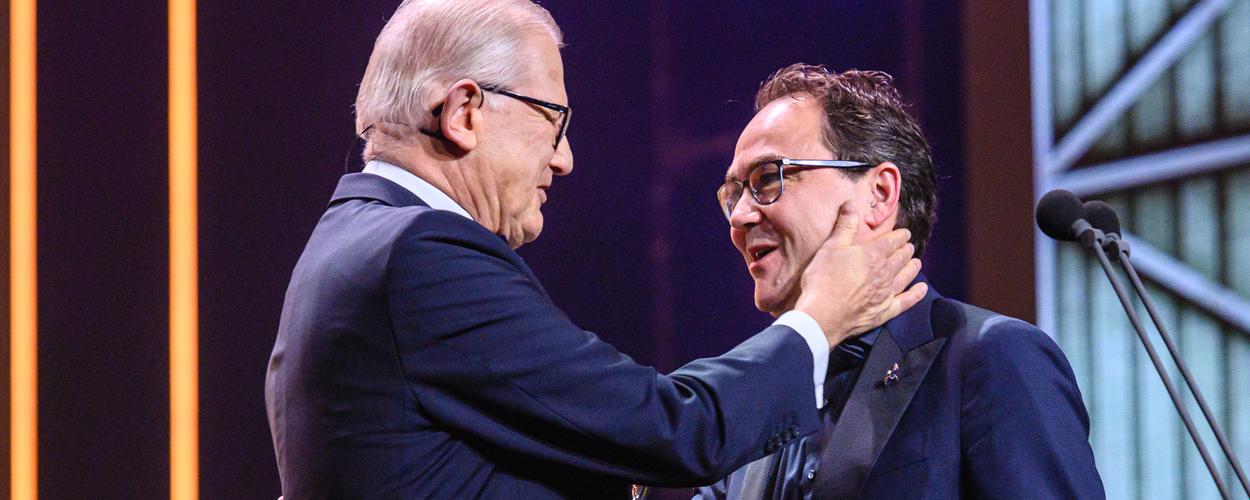Soldaat van Oranje ontvangt Musical Award voor Unieke Prestatie