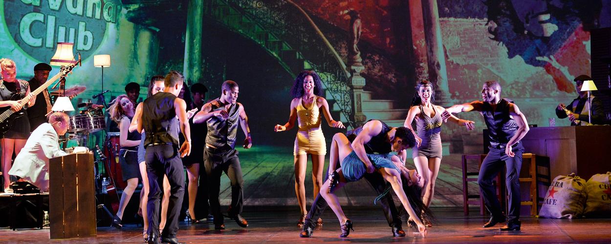 Dansshow Soy de Cuba volgende maand naar Nederland