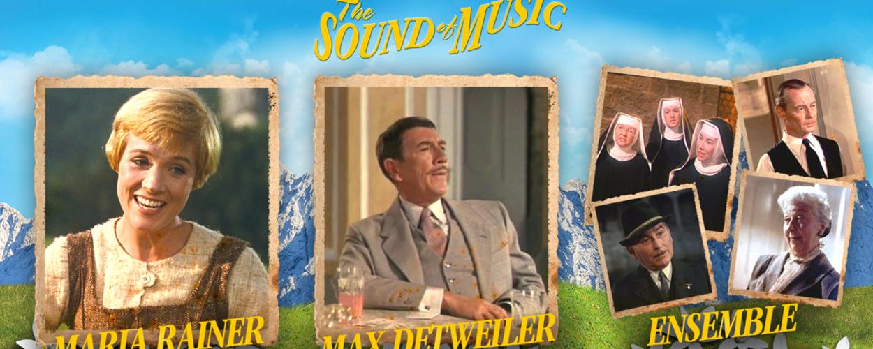 Audities: Nieuwe audities The Sound Of Music van Deep Bridge
