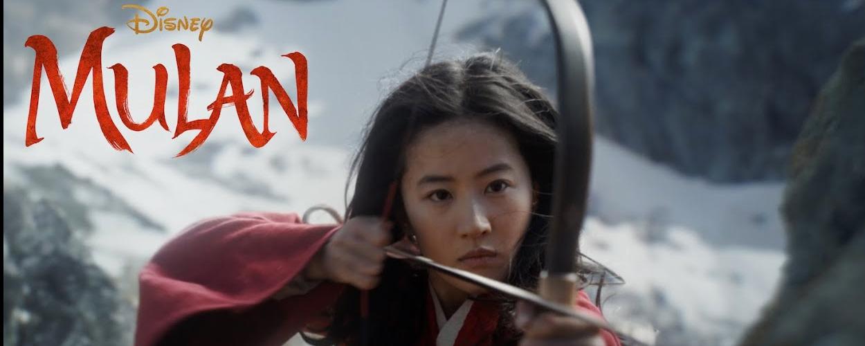 De officiële trailer van live-action Mulan
