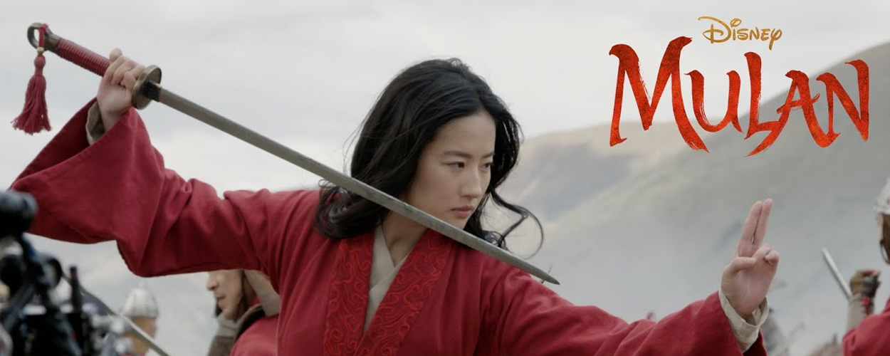 Stunt Featurette live-action Mulan
