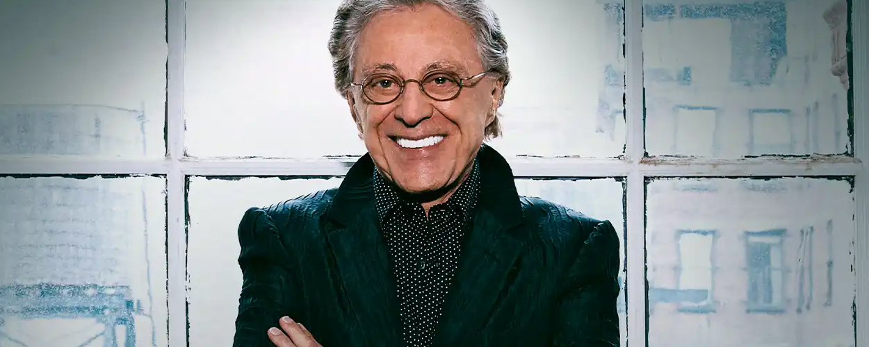Frankie Valli and The Four Seasons naar Carré