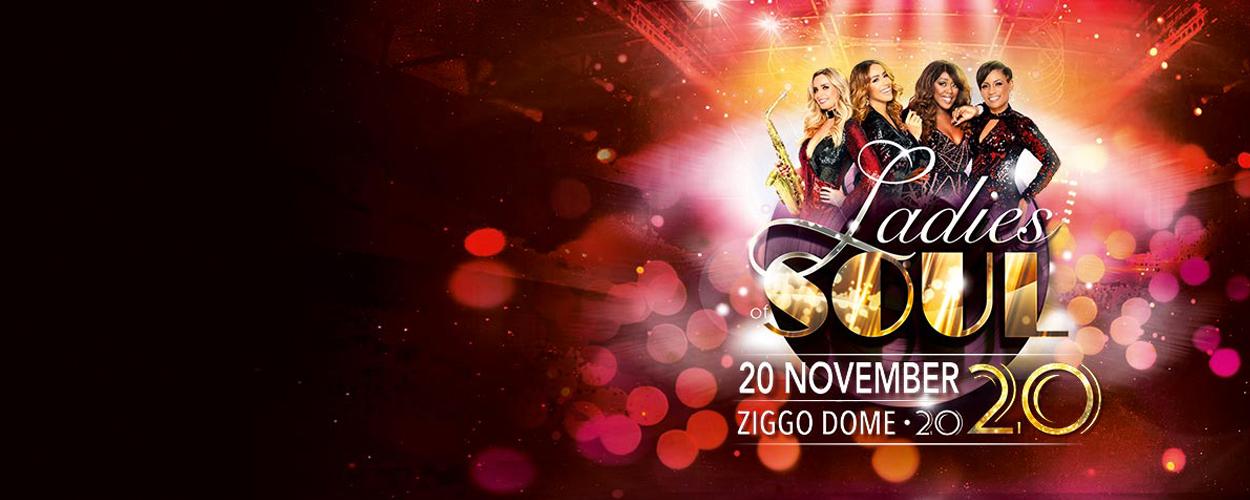 Ladies of Soul keren in november terug naar de Ziggo Dome