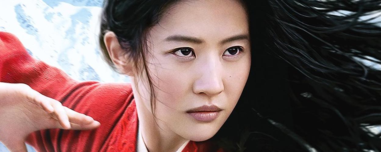 Nieuwe posters van live-action Mulan