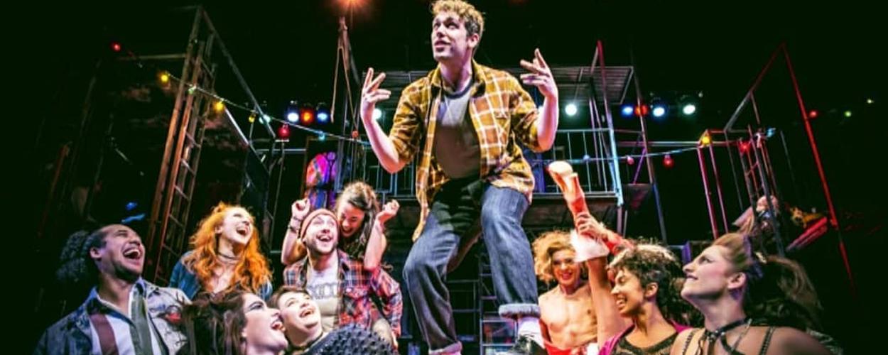 Audities: Theatergroep SPOT zoekt mannen voor RENT