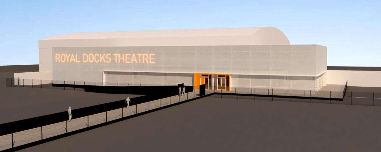 Bouwvergunning verleend voor bouw theater Soldier of Orange the Musical in Londen