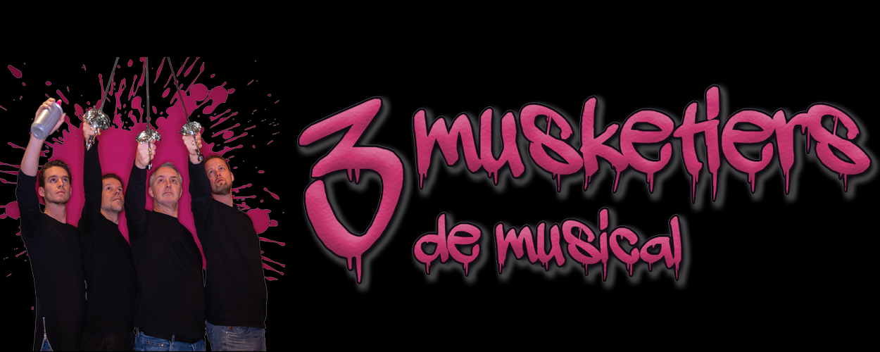 EDOG Muzikaal Theater presenteert 3 Musketiers de musical