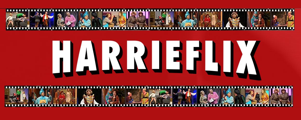 Jon van Eerd opent Harrieflix met vijf eigen voorstellingen
