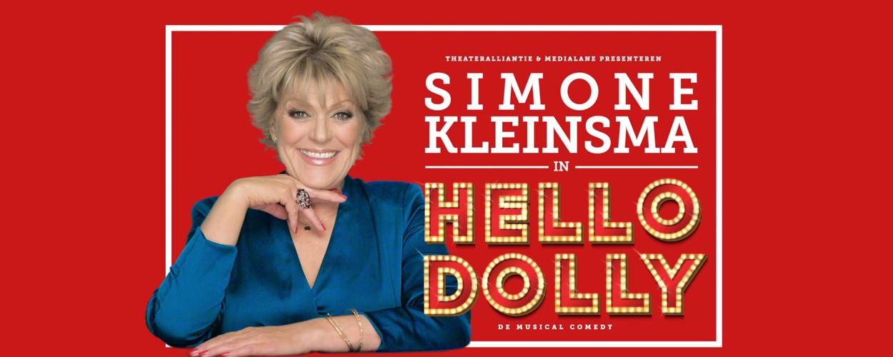 Galapremière Hello Dolly! zondagmiddag gaat door