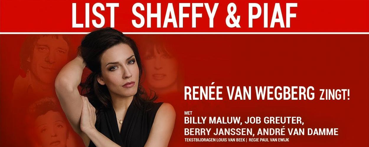 Heb het leven lief – Renée van Wegberg zingt List Shaffy Piaf