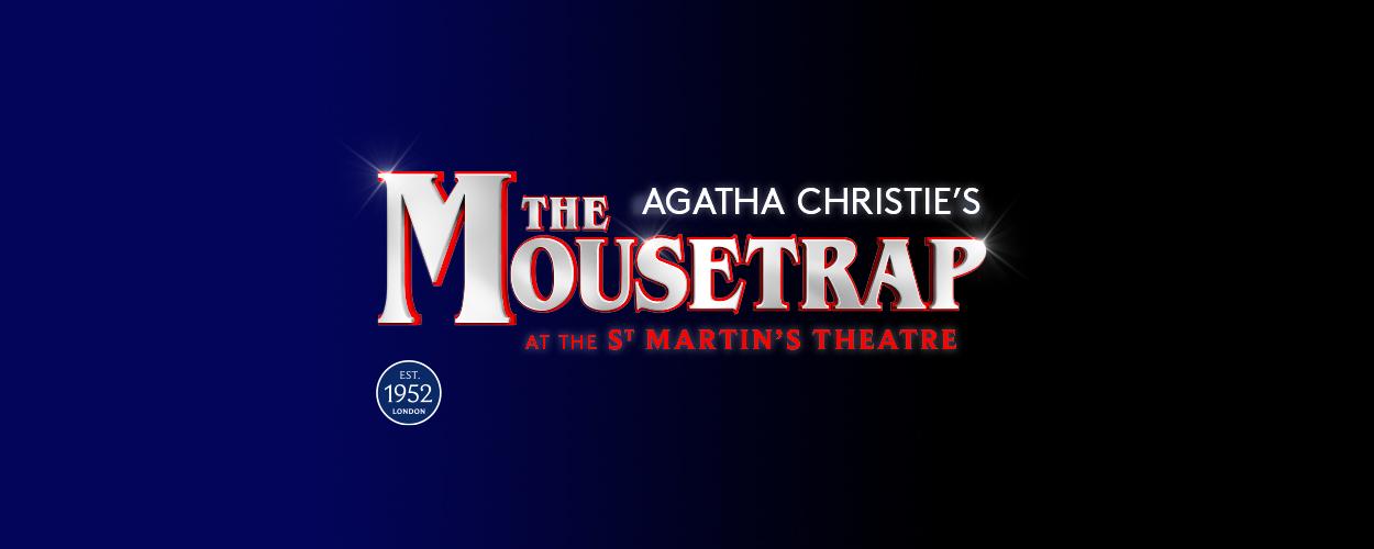 Rick Engelkes Producties brengt het toneelstuk The Mousetrap