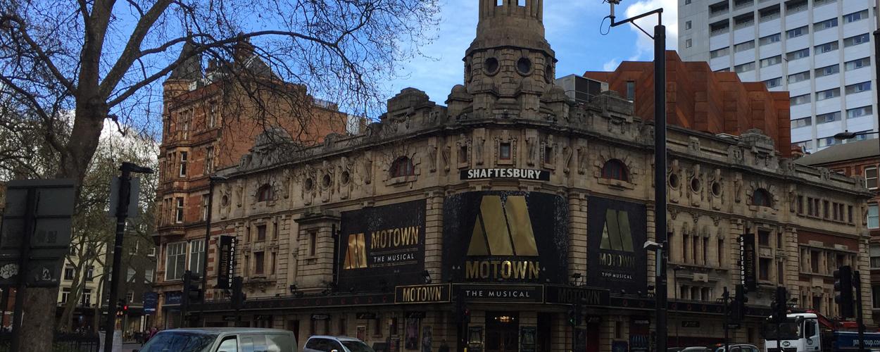Theaters op West End blijven dicht tot en met 28 juni
