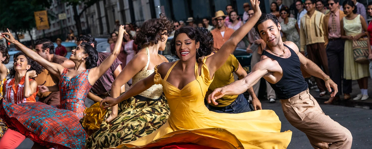 West Side Story half december te zien in de bioscoop