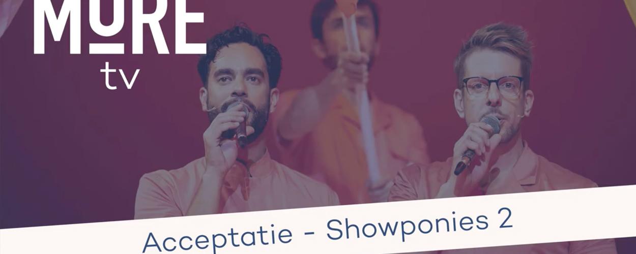Bekijk het nummer 'Acceptatie' uit Showponies 2